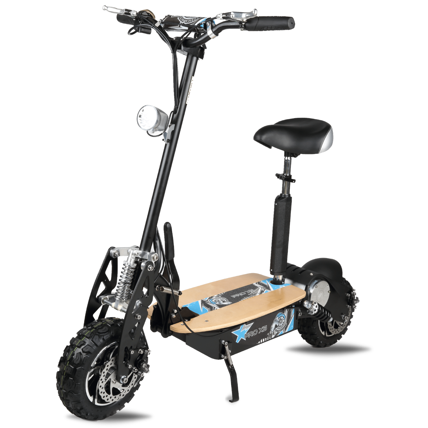 Electric Scooter Pro XS Ram Wheels